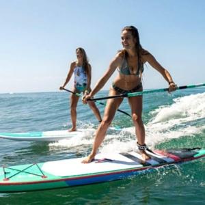 Stand up Paddle-sup-Board-Verleih-Sancti Petri-Andalusien