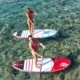 Sup Stand up Paddle Surfing Conil Andalucia Spain