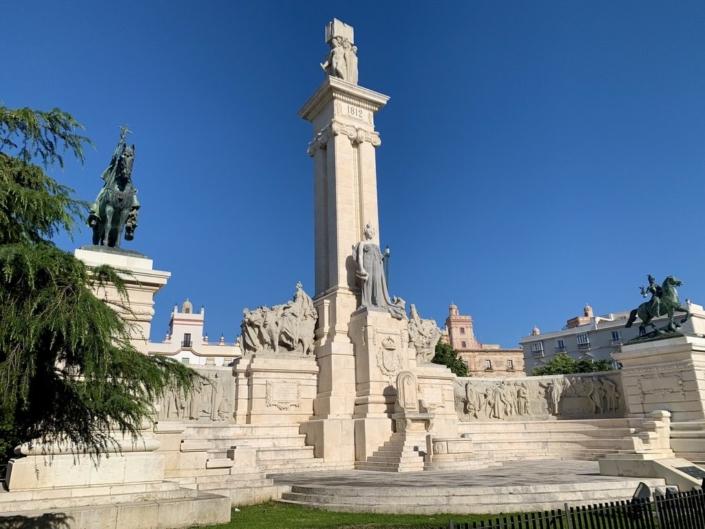 plaza-espania-cadiz-ausflug-tour